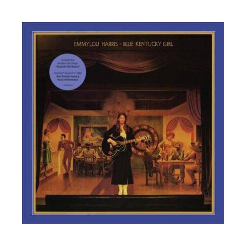 Emmylou Harris - Blue Kentucky Girl (Vinyl) - image 1 of 1