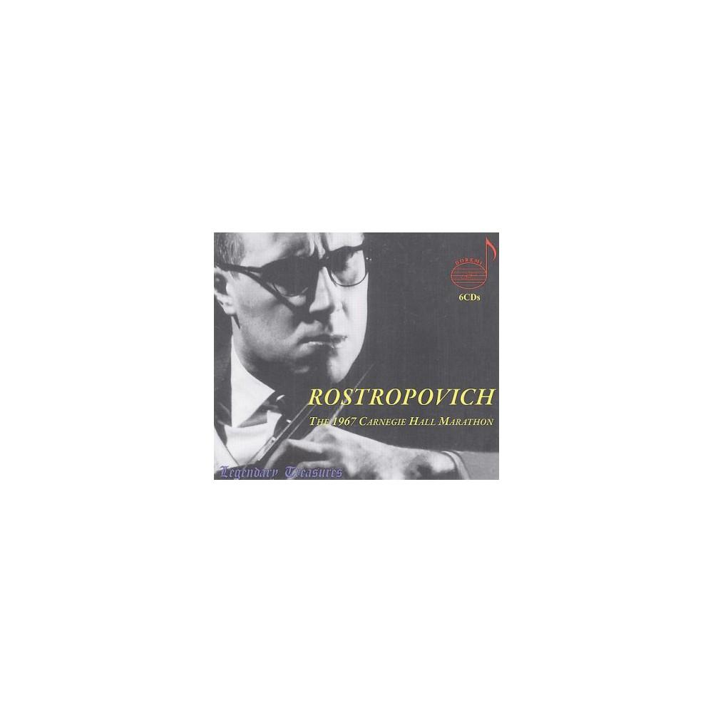 London Symphony Orch - 1967 Carnegie Hall Marathon (CD)