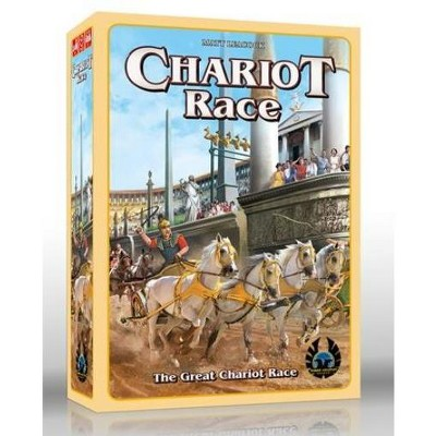 Chariot Race Board Game