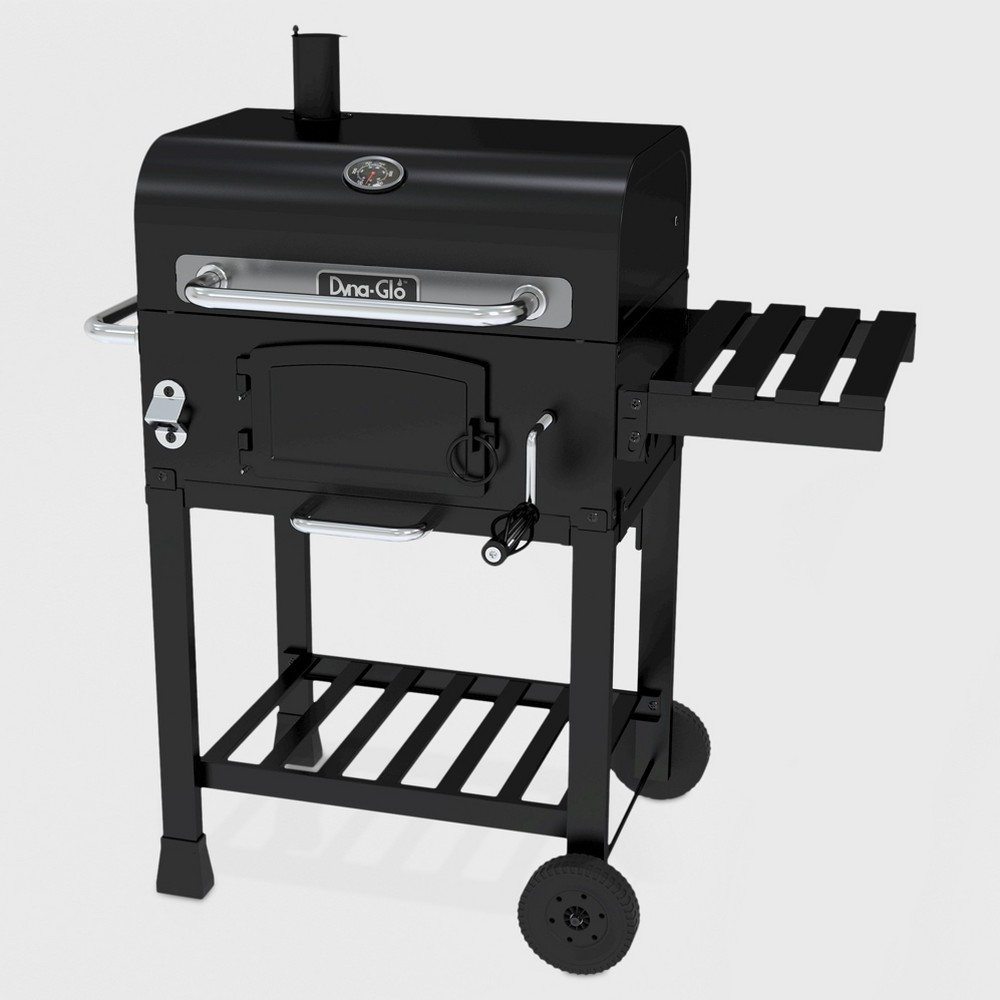 Dyna-Glo Compact Charcoal Grill, Black 50032272