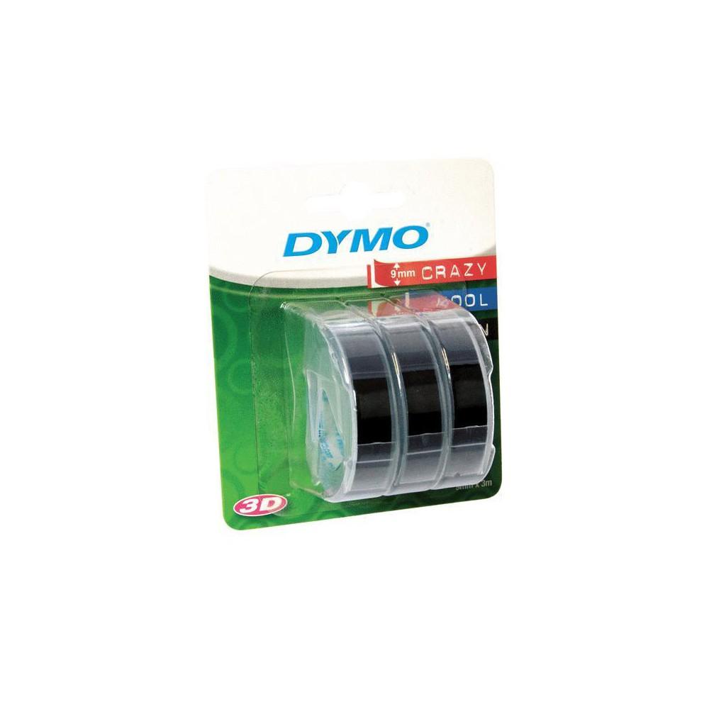 Image of Label Maker Tape Cartridges 3ct Black - Dymo