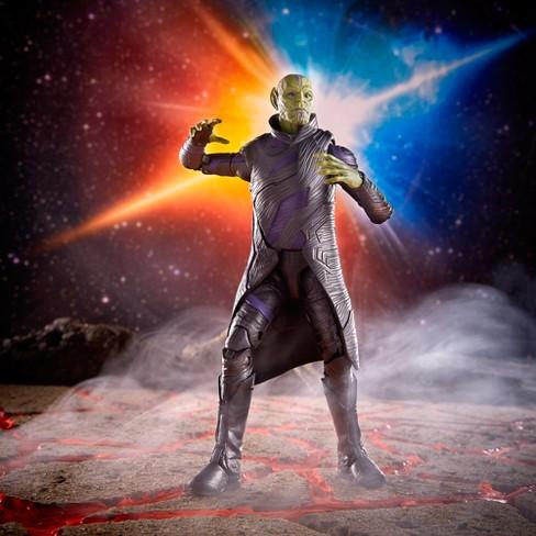 Marvel Captain Marvel 6 Legends Talos Skrull Collectors Figure Target