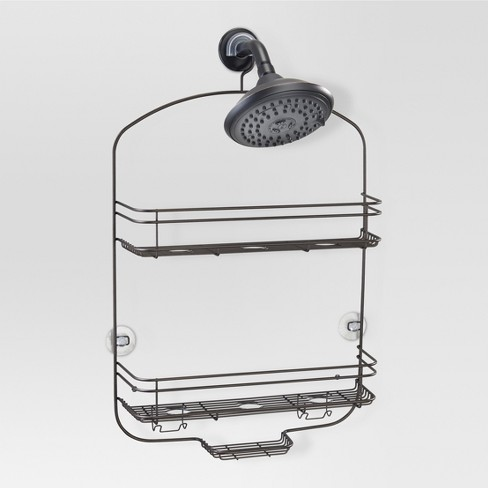 Large Shower Caddy 24x4x15 Threshold Target