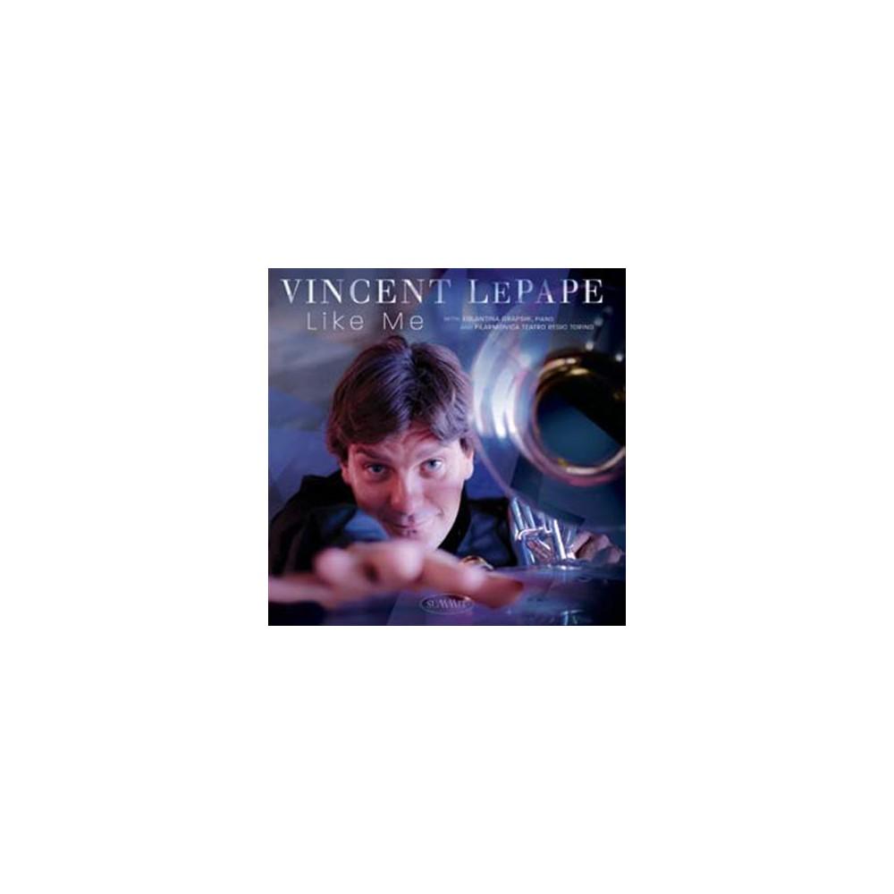 Vincent Lepape - Like Me (CD)