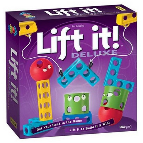 Lift it! Deluxe Building Game - image 1 of 3