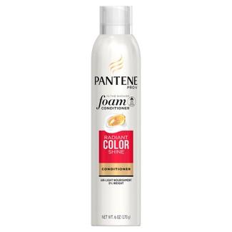 Pantene Radiant Colour Shine Foam Conditioner - 6oz