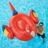 Swimline Swimming Pool Giant Rideable Tropical Parrot Inflatable Toy (2 Pack) - image 4 of 4