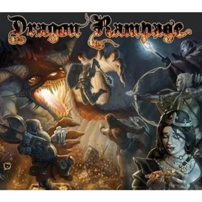 Dragon Rampage Board Game