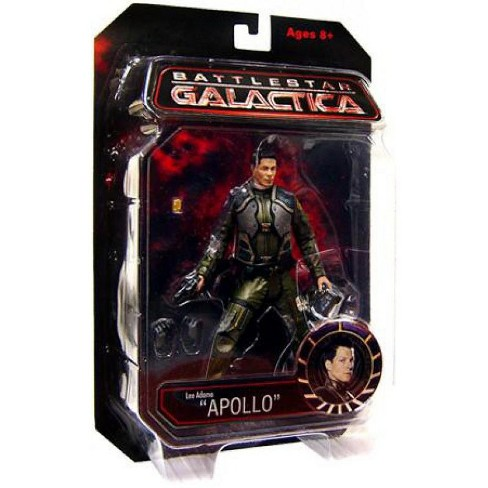 Apollo Battlestar Galactica Lee Adama Action Figure