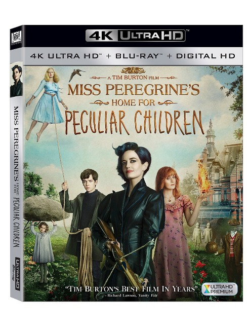 Miss Peregrine's Home For Peculiar Children (4K/UDH + Digital) - image 1 of 1