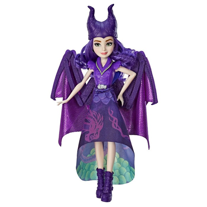 Disney Descendants Dragon Queen Mal - image 1 of 12