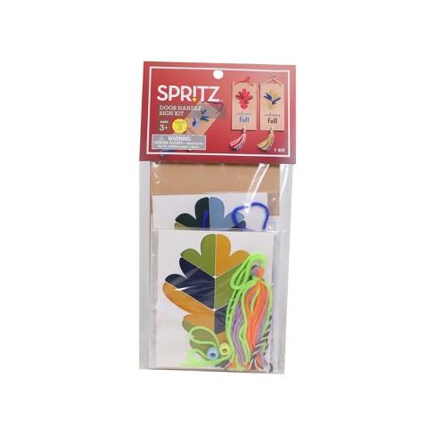 3pk DIY Door Handle Sign - Spritz™ - image 1 of 2