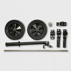 """7"""" 4000W Rubber/Metal Wheel Kit Assembly For Generator - Sportsman"""