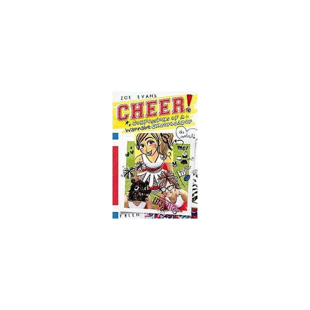 Confessions of a Wannabe Cheerleader (Paperback) (Zoe Evans)