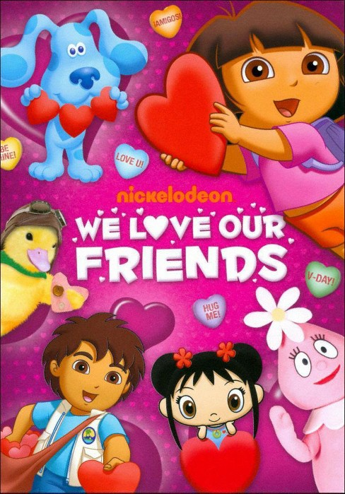 Nick Jr. Favorites: We Love Our Friends (dvd_video) - image 1 of 1