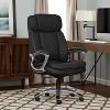 Big & Tall Executive Chair Black - Serta - image 2 of 4
