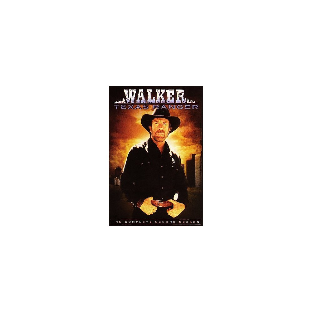 Walker Texas Ranger:Complete Second S (Dvd)