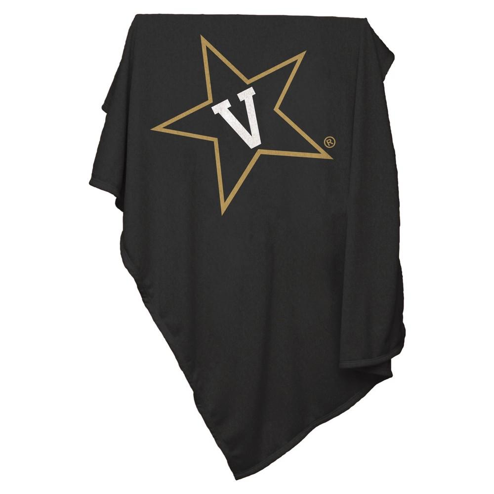 NCAA Vanderbilt Commodores Logo Brands Sweatshirt Blanket