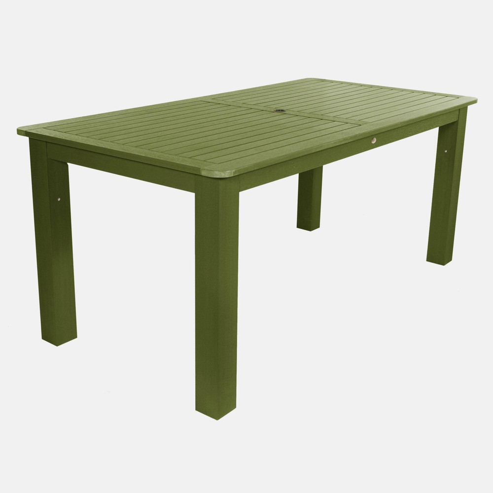 """Image of """"84"""""""" Rectangular Counter Height Dining Table Dried Sage - highwood, Green"""""""