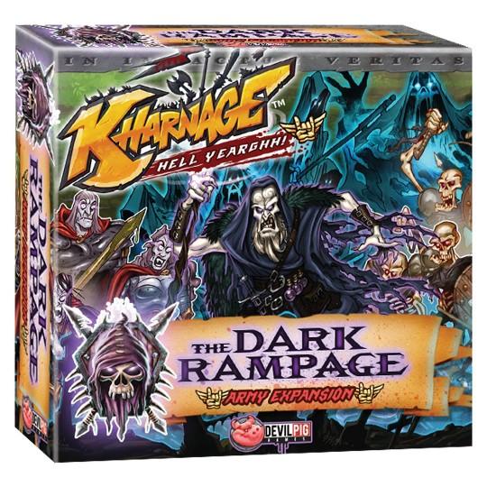 Devil Pigs Studios Kharnage: The Dark Rampage Game image number null