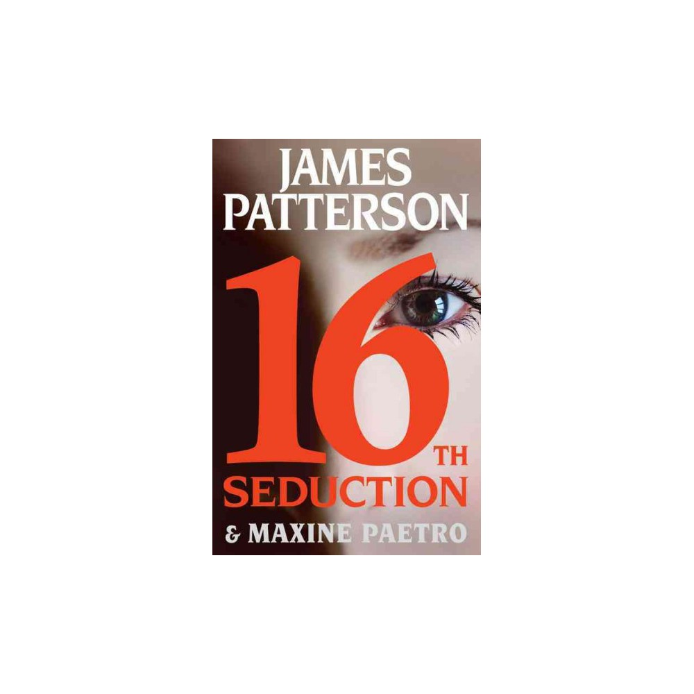16th Seduction - Unabridged by James Patterson & Maxine Paetro (CD/Spoken Word)
