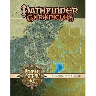 Map Folio - Kingmaker Ziplock