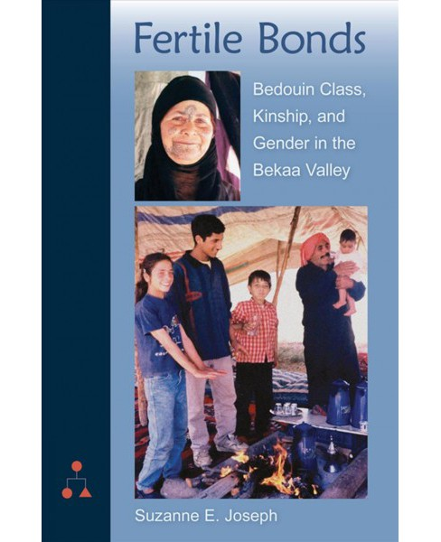 Fertile Bonds : Bedouin Class, Kinship, and Gender in the Bekaa Valley (Reprint) (Paperback) (Suzanne E. - image 1 of 1
