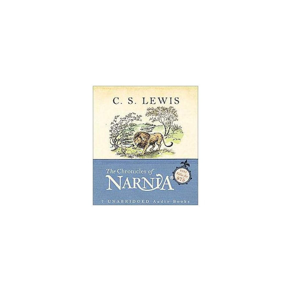 Chronicles of Narnia (Unabridged) (CD/Spoken Word) (C. S. Lewis)