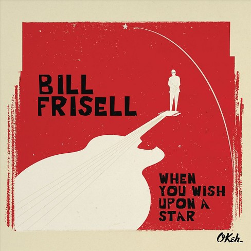 Bill frisell - When you wish upon a star (CD) - image 1 of 1