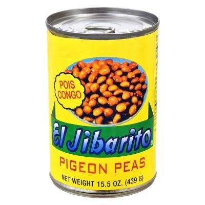 Goya El Jibarito Pigeon Peas - 15.5oz