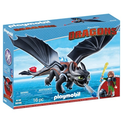 Playmobil How to Train Your Dragon Hiccup & Toothless - image 1 of 7