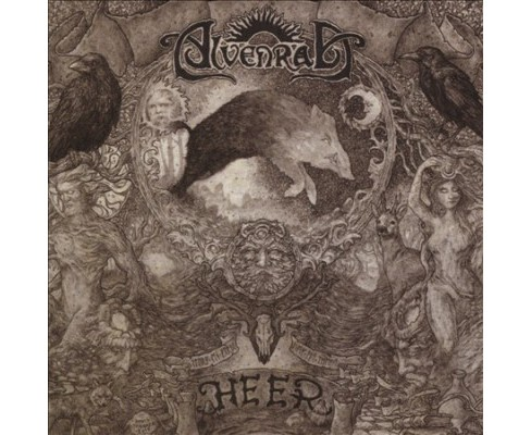 Alvenrad - Heer (CD) - image 1 of 1