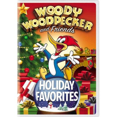 Woody Woodpecker and Friends: Holiday Favorites (DVD)(2014)