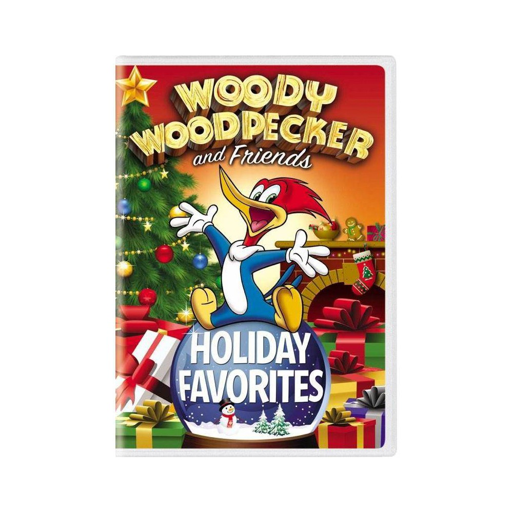 Woody Wood And Friends Holiday Favorites Dvd 2014