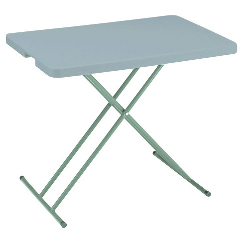 Iceberg Indestructables Too 1200 Series Resin Personal Folding Table