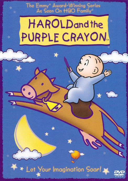 Harold and the purple crayon:Let your (DVD) - image 1 of 1