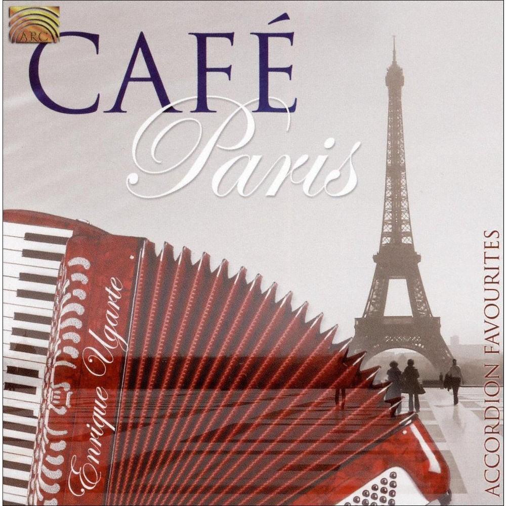 Enrique Ugarte - Cafe Paris:Accordion Favourites (CD)
