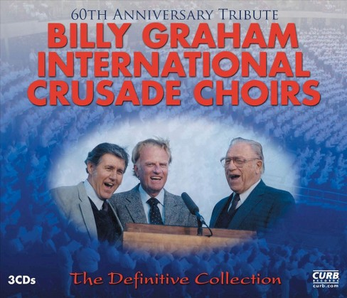Billy graham - Billy graham international crusade ch (CD) - image 1 of 1