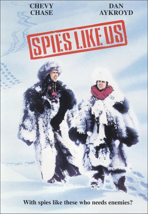 Spies Like Us (DVD) - image 1 of 1
