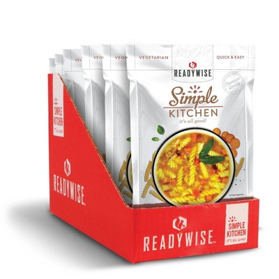 ReadyWise Simple Kitchen Classic Chicken Noodle Soup - 29.4oz/6ct