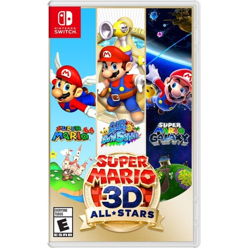 Super Mario 3D All-Stars - Nintendo Switch - image 1 of 4