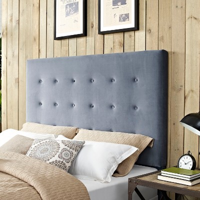 Reston Square Upholstered Headboard - Crosley