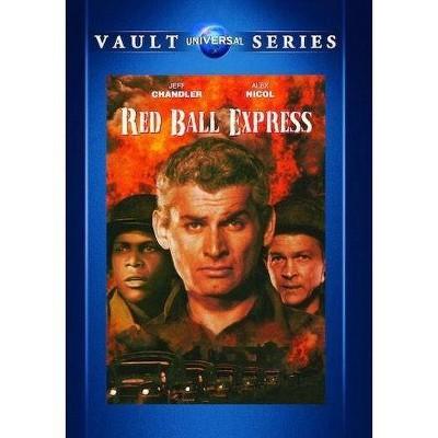 Red Ball Express (DVD)(2017)