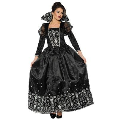 Adult Dark Queen Halloween Costume