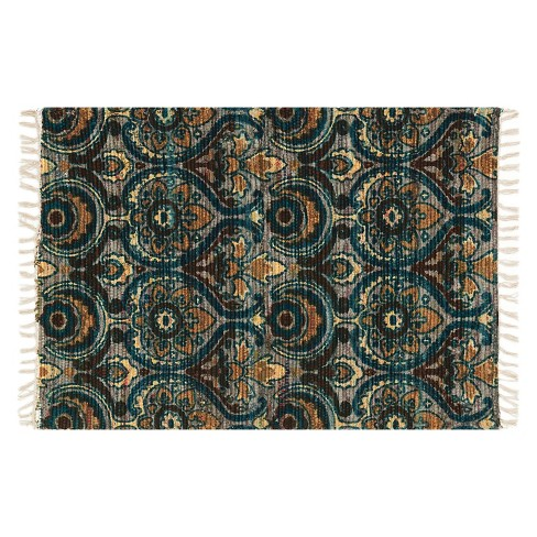 "Loloi Aria Accent Rug - Gray (1'8""X3') - image 1 of 1"