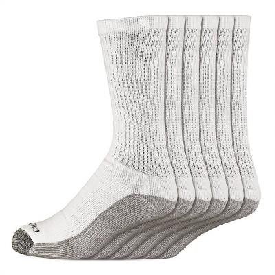 Dickies Men's Dri-Tech Crew Socks - 6-12