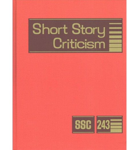 Short Story Criticism (Hardcover) - image 1 of 1