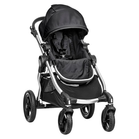 Baby Jogger City Select Single Black Frame Stroller - image 1 of 5
