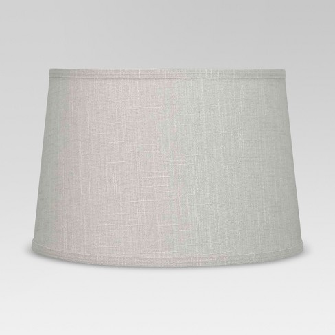 Replacement Lamp Shade Large - Gray - Threshold™ - image 1 of 2