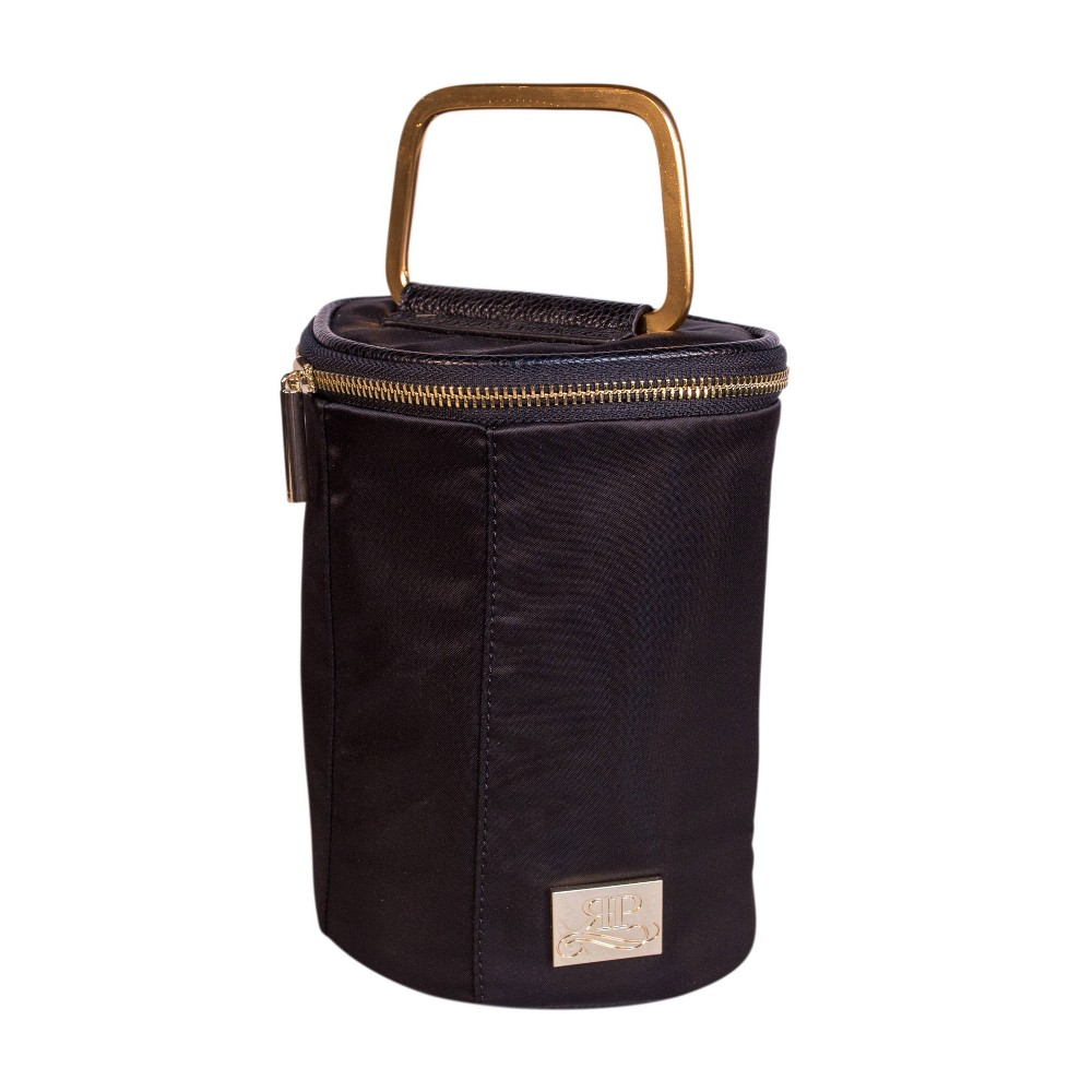 Image of ROSIE POPE Double Bottle Cooler - Black